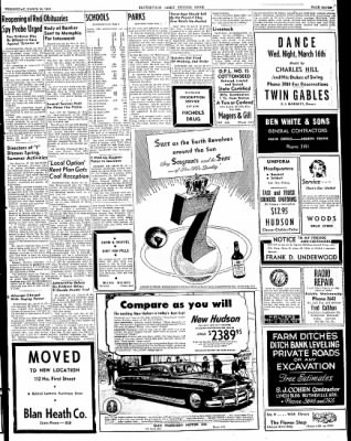 The Courier News from Blytheville, Arkansas on March 16, 1949 · Page 7
