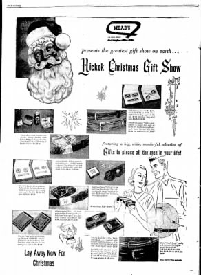 The Courier News from Blytheville, Arkansas on December 2, 1953 · Page 4