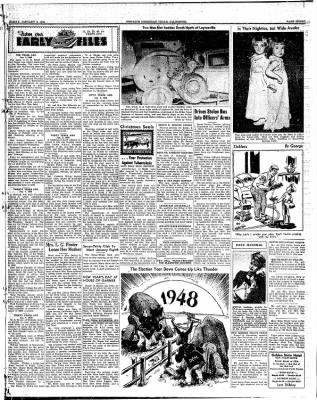 Ukiah Dispatch Democrat from Ukiah, California on January 2, 1948 · Page 3