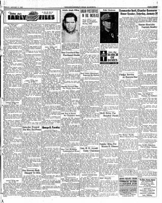 Ukiah Dispatch Democrat from Ukiah, California on January 9, 1948 · Page 3