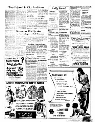 Estherville Daily News from Estherville, Iowa on December 14, 1972 · Page 8