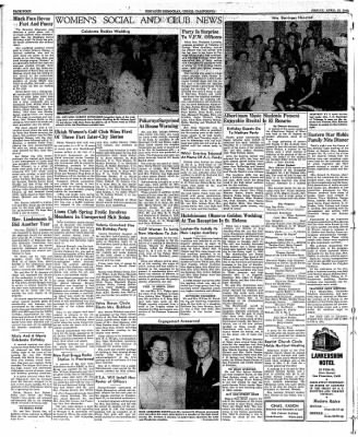Ukiah Dispatch Democrat from Ukiah, California on April 23, 1948 · Page 4