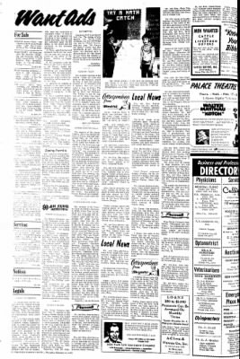 The Sioux County Capital from Orange City, Iowa on February 17, 1972 · Page 8