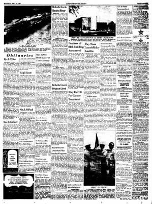 Alton Evening Telegraph from Alton, Illinois on July 16, 1960 · Page 13