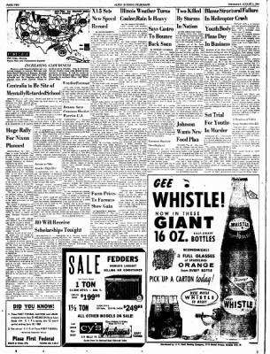 Alton Evening Telegraph from Alton, Illinois on August 4, 1960 · Page 2