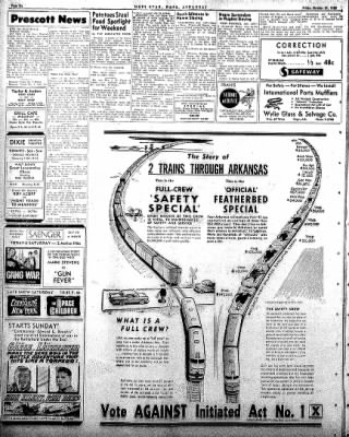 Hope Star from Hope, Arkansas on October 24, 1958 · Page 6