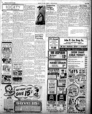 Hope Star from Hope, Arkansas on November 13, 1958 · Page 3
