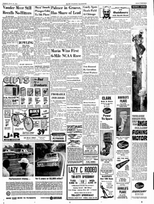Alton Evening Telegraph from Alton, Illinois on June 14, 1963 · Page 13