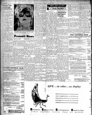 Hope Star from Hope, Arkansas on January 7, 1959 · Page 2