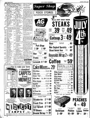 Alton Evening Telegraph from Alton, Illinois on July 1, 1963 · Page 22