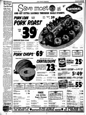 Alton Evening Telegraph from Alton, Illinois on July 25, 1963 · Page 27