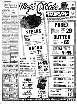 Alton Evening Telegraph from Alton, Illinois on August 22, 1963 · Page 28