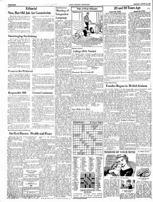Alton Evening Telegraph from Alton, Illinois on August 26, 1963 · Page 4
