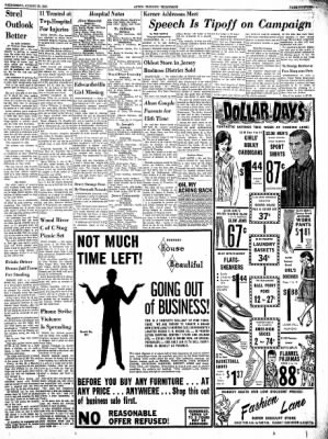 Alton Evening Telegraph from Alton, Illinois on August 28, 1963 · Page 18