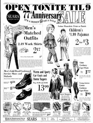 Alton Evening Telegraph from Alton, Illinois on September 11, 1963 · Page 5