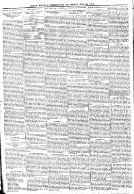 Alton Telegraph from Alton, Illinois on January 25, 1900 · Page 2
