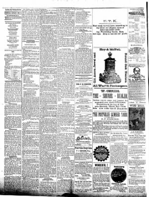 The Postville Review from Postville, Iowa on October 3, 1891 · Page 2