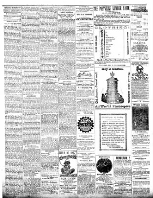 The Postville Review from Postville, Iowa on November 21, 1891 · Page 2