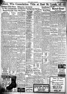 Alton Evening Telegraph from Alton, Illinois on December 30, 1949 · Page 10