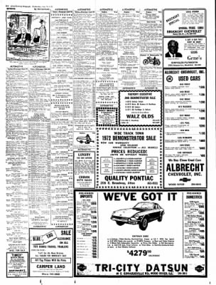 Alton Evening Telegraph from Alton, Illinois on August 30, 1972 · Page 37