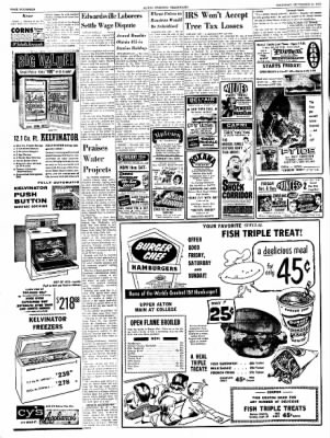 Alton Evening Telegraph from Alton, Illinois on September 26, 1963 · Page 14