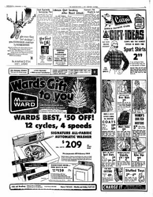 Mt. Vernon Register-News from Mt Vernon, Illinois on December 4, 1963 · Page 9