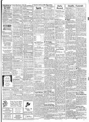 Carrol Daily Times Herald from Carroll, Iowa on October 10, 1959 · Page 6