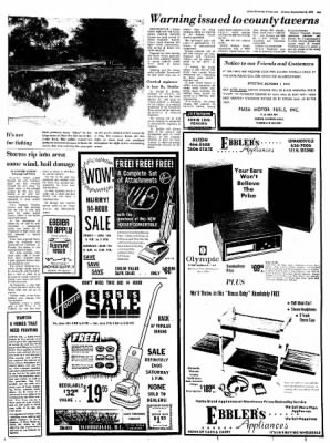 Alton Evening Telegraph from Alton, Illinois on September 8, 1972 · Page 3