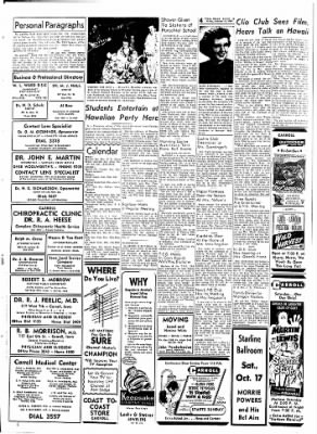 Carrol Daily Times Herald from Carroll, Iowa on October 16, 1959 · Page 4