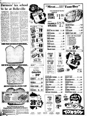 Alton Evening Telegraph from Alton, Illinois on September 13, 1972 · Page 27