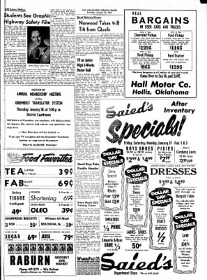 The Wellington Leader from Wellington, Texas on January 30, 1964 · Page 7