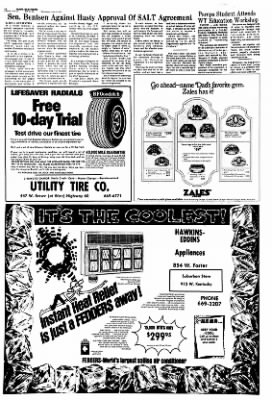 Pampa Daily News from Pampa, Texas on June 14, 1972 · Page 9