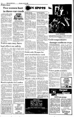 The Baytown Sun from Baytown, Texas on April 24, 1986 · Page 2