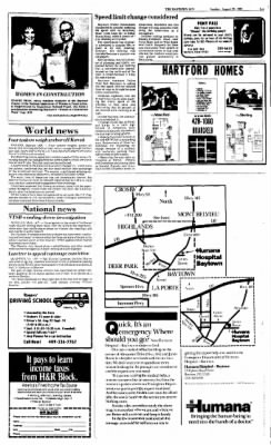 The Baytown Sun from Baytown, Texas on August 23, 1987 · Page 3