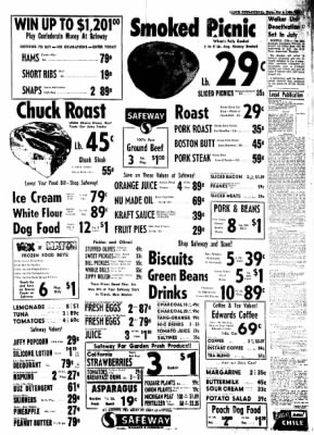 Clovis News-Journal from Clovis, New Mexico on May 6, 1965 · Page 15