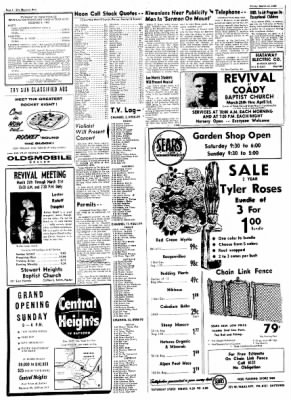 The Baytown Sun from Baytown, Texas on March 23, 1956 · Page 4