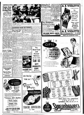 The Sandusky Register from Sandusky, Ohio on December 16, 1955 · Page 12
