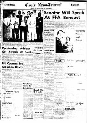 Clovis News-Journal from Clovis, New Mexico on May 11, 1965 · Page 6