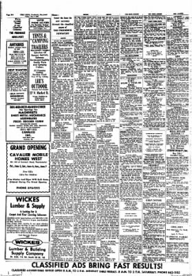 The News from Frederick, Maryland on June 5, 1970 · Page 16