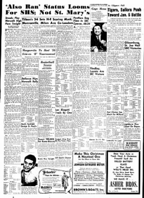 The Sandusky Register from Sandusky, Ohio on December 17, 1955 · Page 10