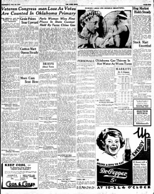 The Paris News from Paris, Texas on July 25, 1934 · Page 5