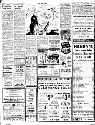 The News from Frederick, Maryland on July 16, 1948 · Page 9