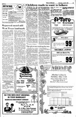 The Baytown Sun from Baytown, Texas on April 30, 1986 · Page 23