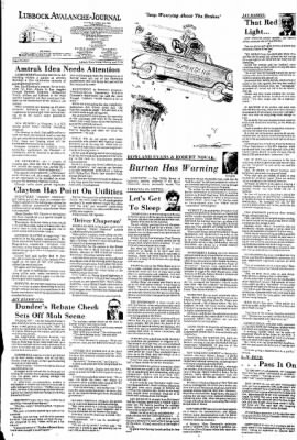 Lubbock Avalanche-Journal from Lubbock, Texas on April 7, 1975 · Page 3