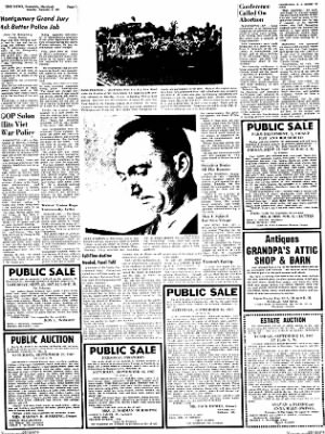 The News from Frederick, Maryland on September 9, 1967 · Page 7