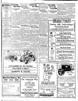 The Hutchinson News from Hutchinson, Kansas on December 5, 1924 · Page 2