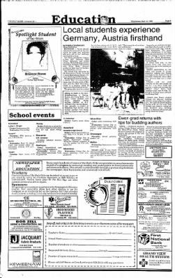 Ironwood Daily Globe from Ironwood, Michigan on September 16, 1998 · Page 3