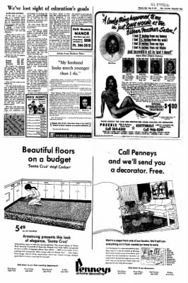 Arizona Republic from Phoenix, Arizona on August 16, 1970 · Page 63
