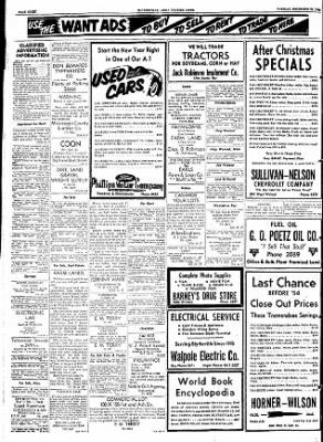 The Courier News from Blytheville, Arkansas on December 29, 1953 · Page 8