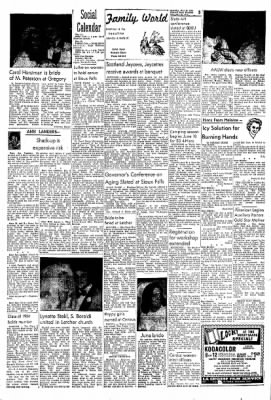 The Daily Republic from Mitchell, South Dakota on May 25, 1974 · Page 3